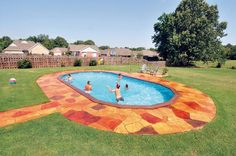 Doughboy Pool Pools Pinterest Outdoor Living Pools And Photo Galleries