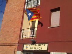 Ajuntament de Flaçà  / Flaçà City Town (02/11/12) foto de @jaumealba