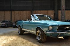 Ford Mustang Cabriolet - 1967