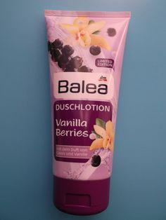 Balea DUSCHLOTION Vanilla Berries