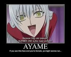 ayame sohma fruits basket funny