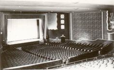 inside Balboa Theater - was here many a time in the 60's