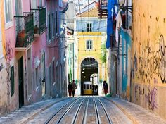 Bairro Alto - Lisboa, Portugal