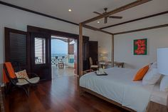 Zemi Beach | Real Estate on Anguilla | Bedroom