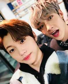 Stray Kids - Felix and Chan