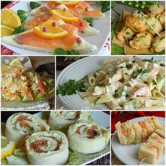 RICETTE CON IL SALMONE affumicato tante ricette per utilizzarlo al meglio in cucina, ricette antipasti con salmone, primi secondi e stuzzichini con salmone