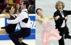 Meet the 2014 U.S. Olympic Pairs & Ice Dancing Skating Teams