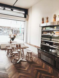 #011 Interior Sajoer Juice bar Rotterdam Lex de Gooijer Interiors