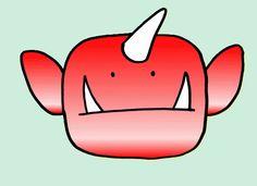El ogro rojo que lloró...Leyenda Japonesa