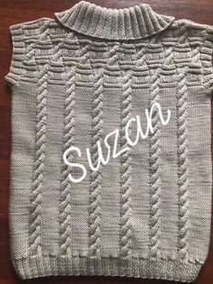 Baby Knitting, Knitting Patterns, Crochet, Sweaters, Fashion, Vest Coat, Needle Points, Chopsticks, Squares
