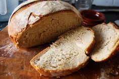 Basis brood recept, ideaal recept om te beginnen met brood bakken.