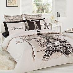 Bonsoir Paris 6 Piece Bed Pack