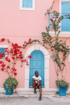 10 Best Things To Do In Kefalonia, Greece Greek Islands To Visit, Best Greek Islands, Greece Islands, Best Places In Greece, Places To Travel, Places To Go, Travel Destinations, Myrtos Beach, Seaside Cafe