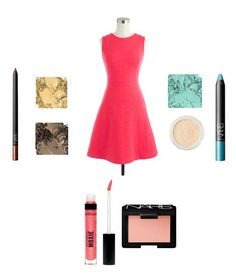 Makeup to wear with coral | Makeup and Outfits – The Makeup Lady