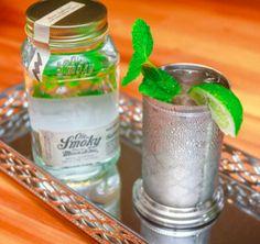 Moonshine Mint Julep
