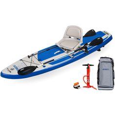 2-position Motor Mnt Oars Wilderness 9/' Inflatable Pontoon Boat