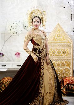 Laudya Chintya Bella I Make up and gown by Ratu Wedding