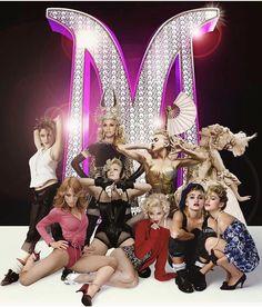 Madonna Fashion, Lady Madonna, Madonna Art, Fashion Fashion, Best Female Artists, Female Singers, Madonna Tattoo, Divas Pop, Madonna Photos