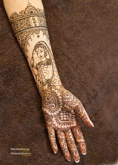 62 Ideen Hochzeit Make-up Indian Skin Henna Designs – … - Wedding Makeup How Mehndi Tattoo, Henna Mehndi, Mehndi Art, Hand Henna, Henna Designs, Indian Skin Makeup, Wedding Favors For Men, Wedding Ideas, Mehedi Design