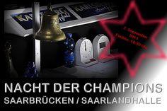 """Boxen: """"Night of Champions"""" am 7. September in der Saarlandhalle http://redir.ec/IxRf"""