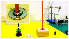 Impossible Magnet Levitating Locked in Space! Magnets don't work this way! This impossible magnet locks another magnet in space, trapping it from . Magnetic Levitation, See Videos, Astronauts, North Pole, Confirmation, Astronomy, Planets, Concrete, Brick