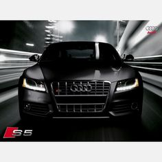 "Audi S5 2012. A beast of a machine. My ""everyday"" drive to work is.... um, rewarding..."