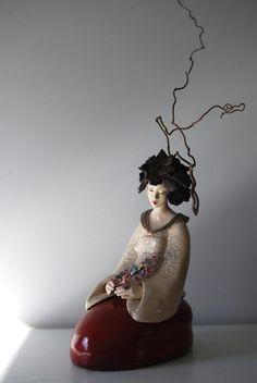 Porcelain Tiles In China Sculptures Céramiques, Sculpture Art, Ceramica Artistica Ideas, Cerámica Ideas, Ancient China, Japanese Pottery, Ceramic Artists, Glass Jars, Porcelain Vase