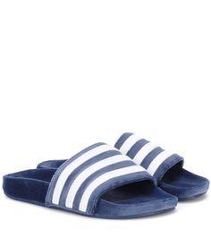 Adidas adilette Slide Sandal (mujeres) estilo Pinterest adidas