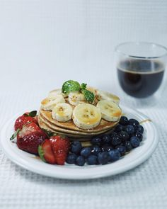 Simple Monday with pancakes   Start with what you already can enjoy the day.Morning karb   by Zurvita Zeal Wellness
