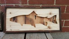 Man Cave Trout Fisherman's Gift Angler's Trophy by MRManCrafts