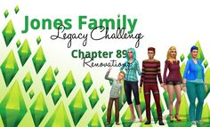 Keeping up with the Joneses #89