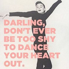 advice from our  audrey