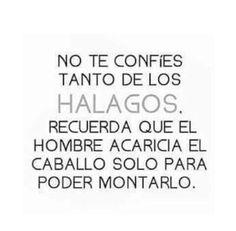 No te confies