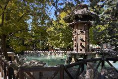 Parque construido en terrenos pertenecientes al huerto del convento de San Francisco (fundado en 1569 y desamortizado en 1835) #Alcoy #Alcoi Ruta Europea del #Modernismo