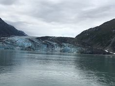 Glacier Bay Nat Pk - View from Deck