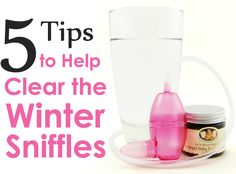 The key to keeping colds from turning serious is to keep the mucus thin and moving.