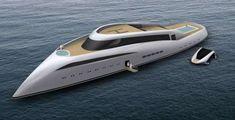 Плавучий Остров лодки: Уолли и Гермес яхт-почему 58x38-это больше, чем остров на яхте