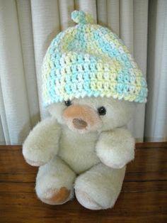 Yarn In, Yarn Out: Free Pattern: Curly Top Crochet Hat