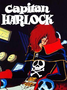 Il primo episodio di Capitan Harlock, scena per scena