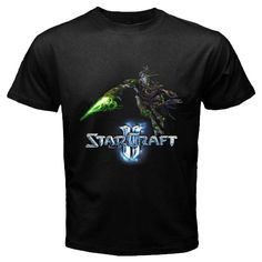 StarCraft Blizzard Entertainment Tees S M L XL 2XL | Recommended T Shirt Store  $13