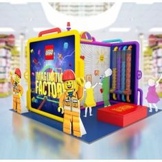 Lego pop-up to tempt master builders to Smyths Toys stores - Retail Design World