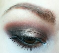 Zoeva coco blend. Spootlight makeup.