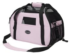 Maxshop Outdoor Portable Pet Carrier,Soft Sided Dog Cat Carrier Airlin Approved Travel Bag ** You can find out more details at the link of the image.