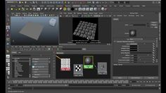 Maya: Rendering Displacement with mental ray on Vimeo