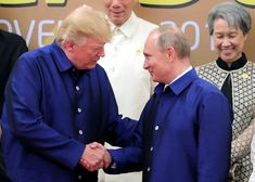 A Russian company accused by U.S. prosecutors of funding a propaganda operation to tilt the 2016 presidential election in President Donald Trump's favor and stir disharmony in the United States pleaded not guilty on Wednesday in federal court.