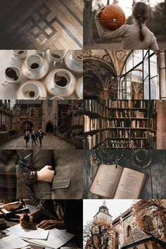 September 17 2018 at collage harry potter AutumniaSalem Autumn Aesthetic, Witch Aesthetic, Book Aesthetic, Aesthetic Collage, Character Aesthetic, Aesthetic Pictures, Harry Potter Aesthetic, Nocturne, Aesthetic Wallpapers