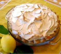 Luscious Lemon Meringue Pie | CraftyBaking | Formerly Baking911