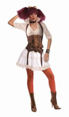 InCharacter Costumes Womens Plus Size Steampunk Vampire #Steampunk ...