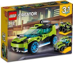 LEGO Creator 31056 Green Cruiser 3 in 1 New Sealed