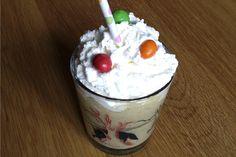 Milk shake M&M's